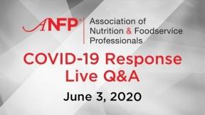 COVID-19 Live Response Q&A Webinar - June 3, 2020