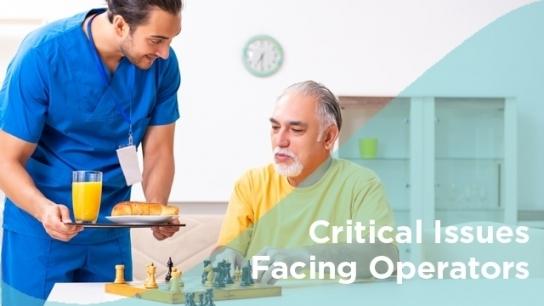 Critical Issues Facing Operators