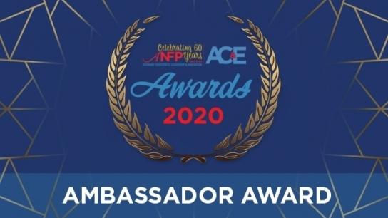 2020 Ambassador Award