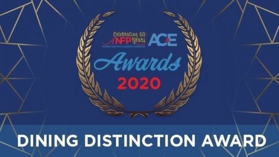 2020 Dining Distinction Award