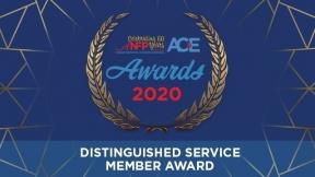 2020 Distinguished Service - Member Award