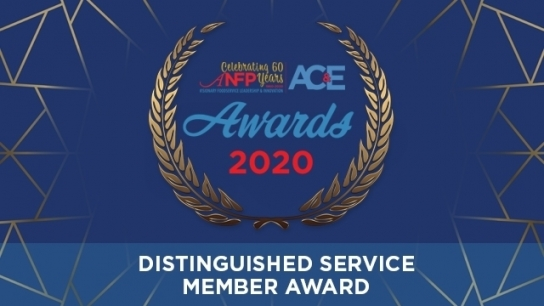 2020 Distinguished Service - Member Award
