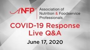 COVID-19 Live Response Q&A Webinar – June 17, 2020