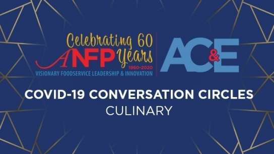 COVID-19 Conversation Circle: Culinary
