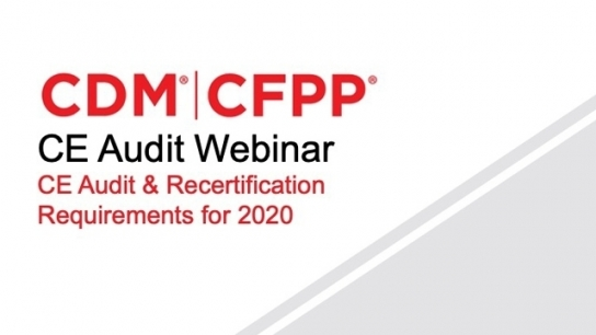 2020 CE Audit Extension Policy and Process