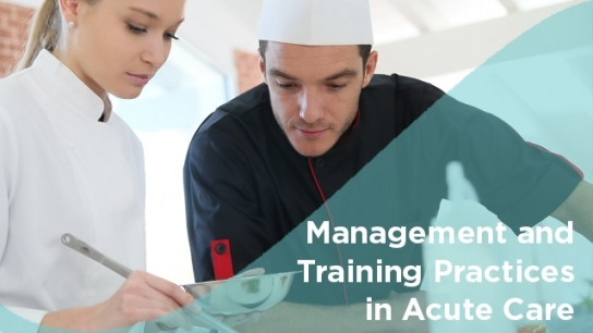 Management and Training Practices in Acute Care