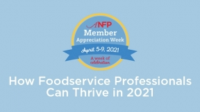 How Foodservice Professionals Can Thrive in 2021