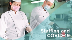 Staffing and COVID-19