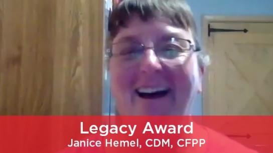 2021 Legacy Award