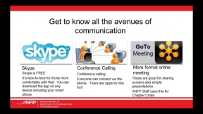ANFP Chapter Chat: Winning Newsletters, E-mails, & Communication
