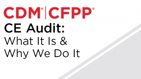 CE Audit: What It Is and Why We Do It