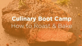 How to Roast & Bake