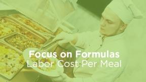 Labor Cost Per Meal